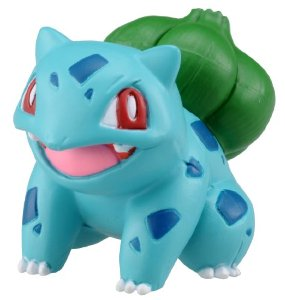 MC 002 Bulbasaur Takara Tomy