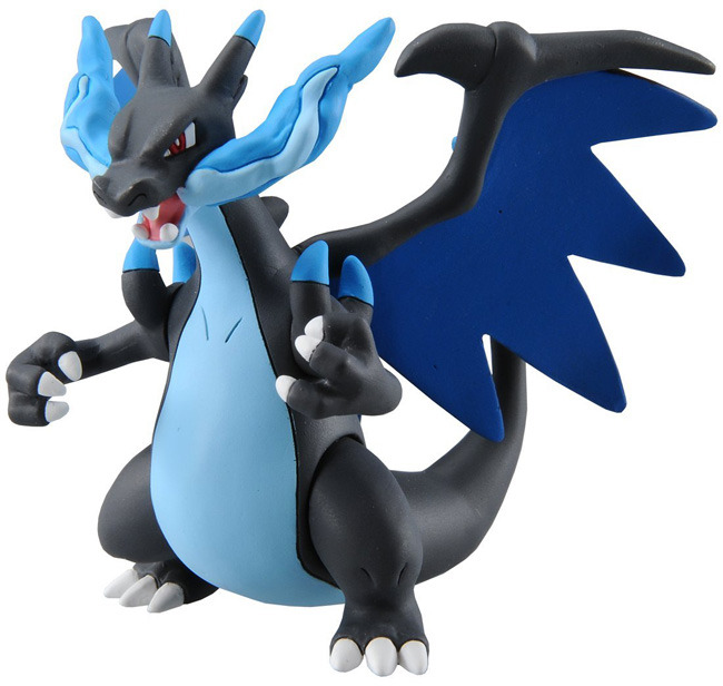SP 15 Mega Charizard X