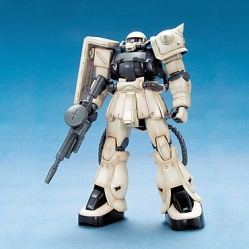 MG MS-06F-2 Zaku II F2 EFSF