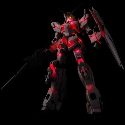 PG RX-0 Unicorn Gundam LED Unit Set