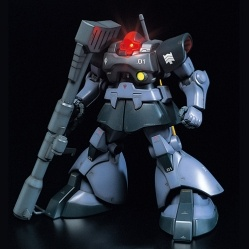 HY2M MS-09R Rick Dom Glorious Series 1/60