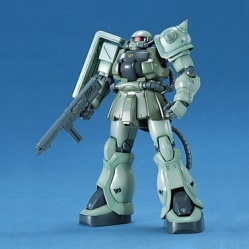 MG MS-06F-2 Zaku II F2 Zeon