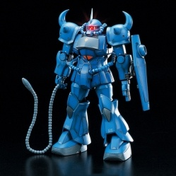 HY2M MS-07B Gouf Glorious Series 1/60
