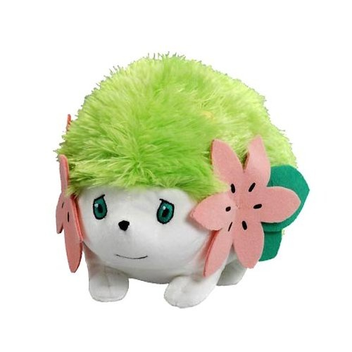 "Shaymin Pokemon Diamond & Pearl 6"" Plush Stuffed Toy"