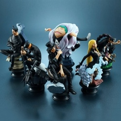 One Piece Vol.4 Chess Piece Collection R