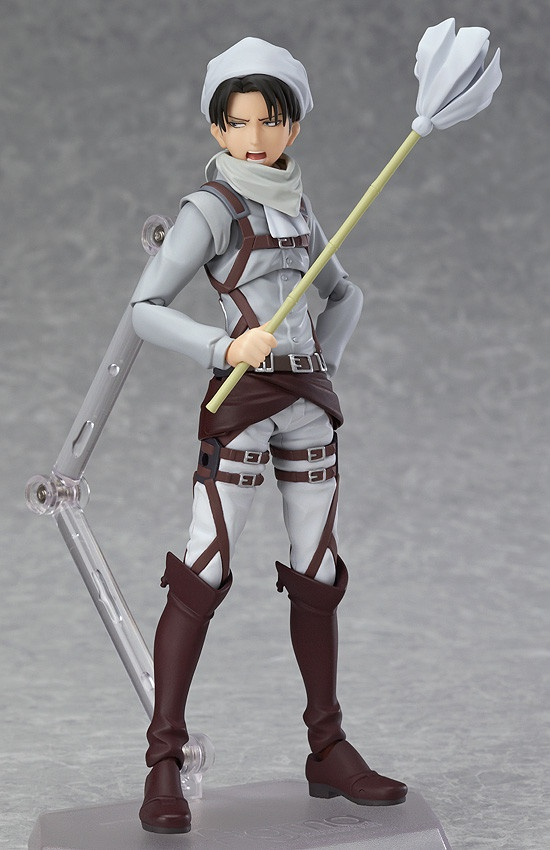 figma Levi: Cleaning ver.
