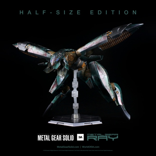 METAL GEAR RAY: HALF-SIZE EDITION