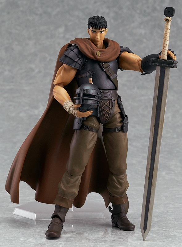 figma Guts: Band of the Hawk ver.