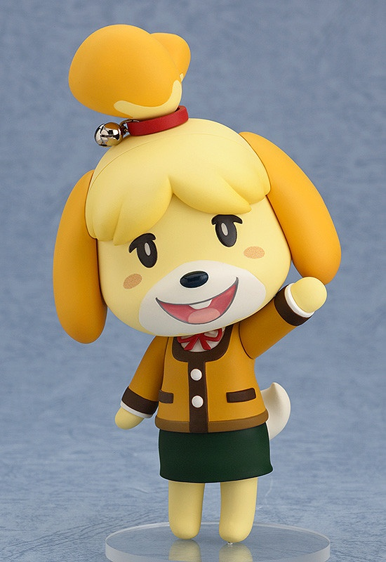 Nendoroid Shizue (Isabelle): Winter Ver.