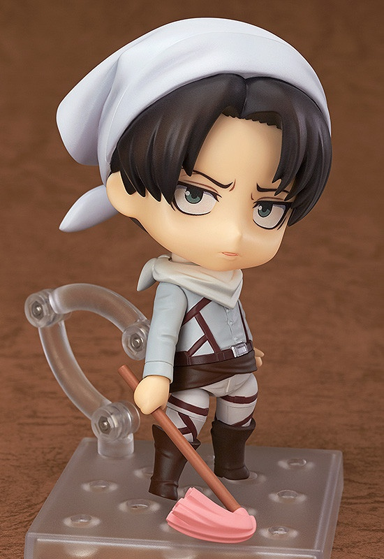 Nendoroid Levi: Cleaning Ver.