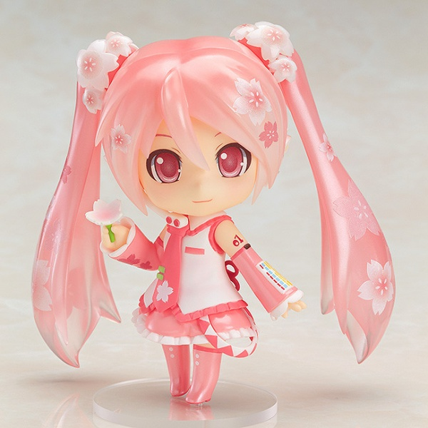 Nendoroid Sakura Miku: Bloomed in Japan