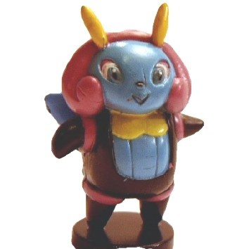 Pokemon Action Figure - Illumise
