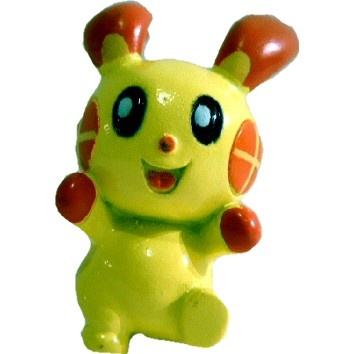 Pokemon Action Figure - Plusle