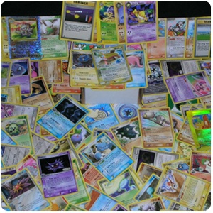 250 Pokemon Cards: Premium Lot