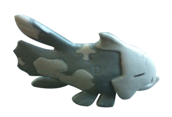 Pokemon Action Figure - Relicanth