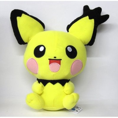 Pichu Pokemon Plush Toy -Large