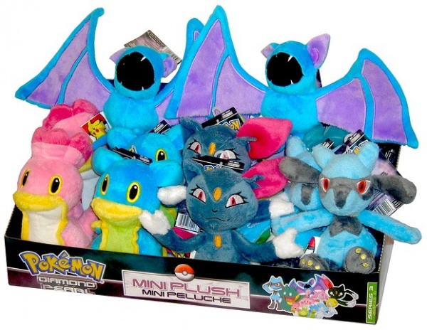 Pokemon Plush Set 3