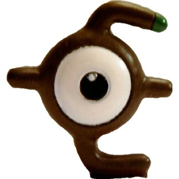 Pokemon Action Figure - Unown