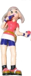 Pokemon Trainer Figure - May