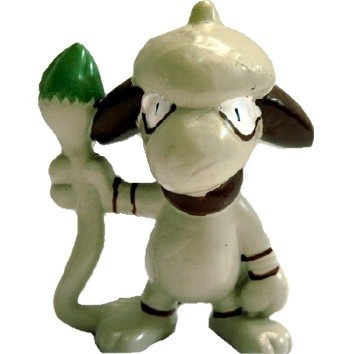 Pokemon Action Figure - Smeargle