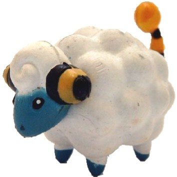 Pokemon Action Figure - Mareep