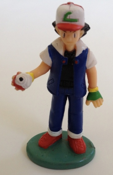 Pokemon Trainer Figure - Ash