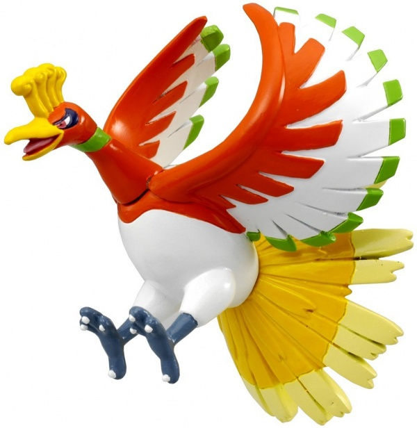 Pokemon Action Figure - Ho-oh