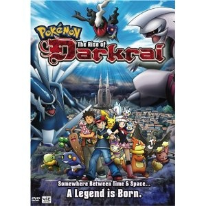 Pokemon Movie on DVD - The Rise Of Darkrai