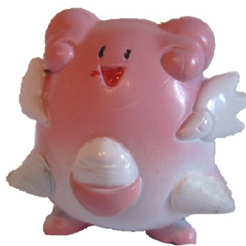 Pokemon Action Figure - Blissey