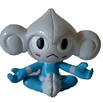 Meditite Pokemon Figure -3 Inches