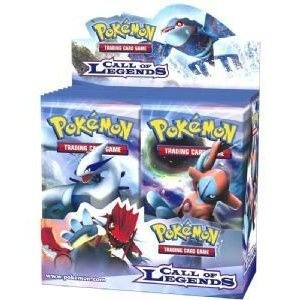 Pokemon Card Game Call of Legends Booster Box