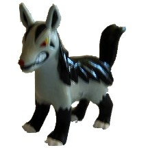 Pokemon Action Figure - Mightyena