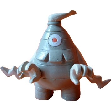 Pokemon Action Figure - Dusclops