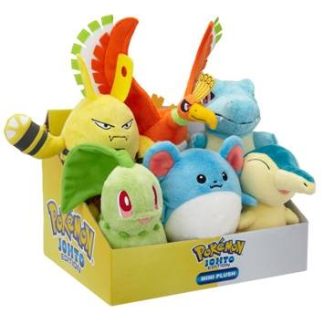 Pokemon Plush Set 11