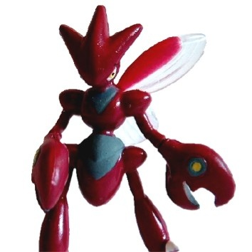 Pokemon Action Figure - Scizor 3 Inch