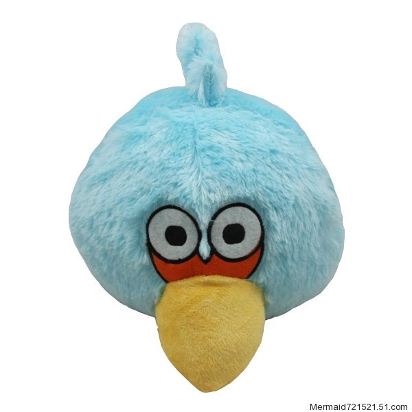 Angry Bird Blue Plush -Large