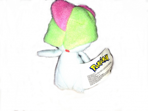 Ralts Mini Pokemon Plush Doll