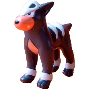 Pokemon Action Figure - Houndour