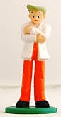 Pokemon Trainer Figure - Professor Oak