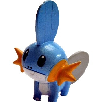 Pokemon Action Figure - Mudkip