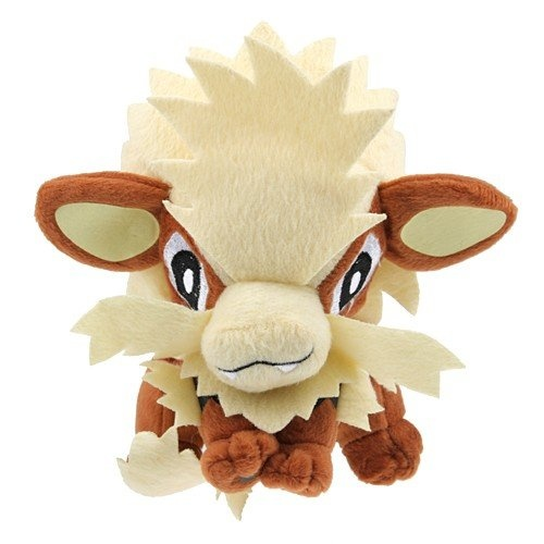 Arcanine Pokemon Plush Toy