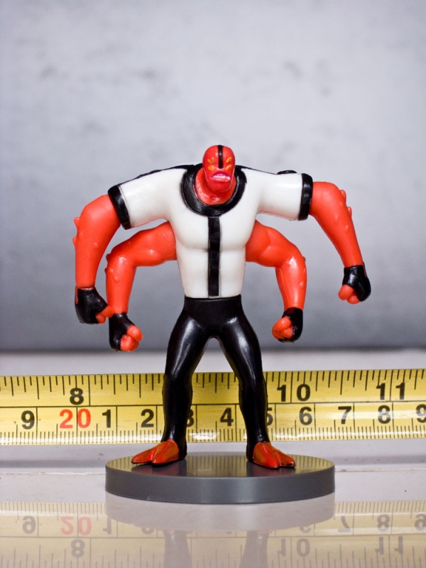 Fourarms 3 Inch