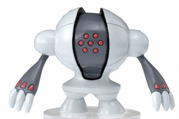 Pokemon Action Figure - Registeel