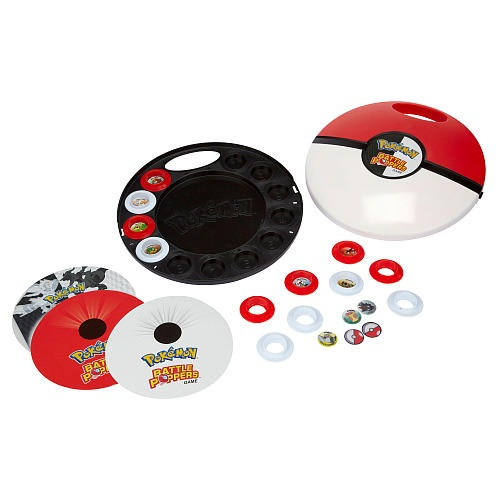 Pokemon Battle Poppers Game
