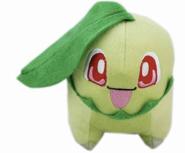 Chikorita Mini Plush Toy