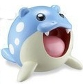 Pokemon Action Figure - Spheal