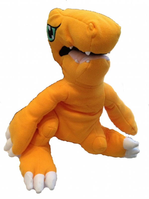 Agumon Plush Doll