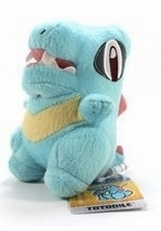 Totodile Pokemon Plush Toy