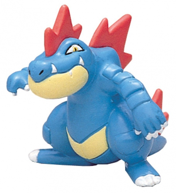 Pokemon Action Figure - Feraligatr