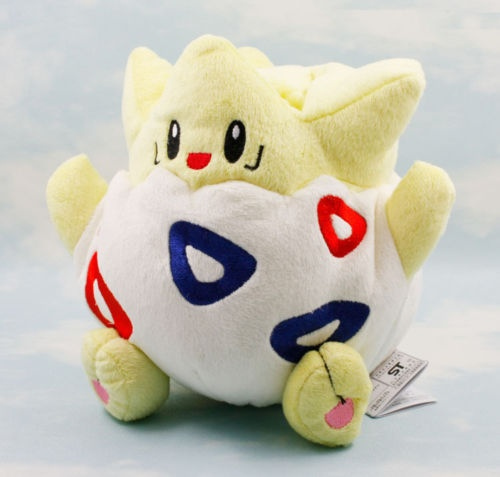 Togepi Pokemon Plush Doll - Medium